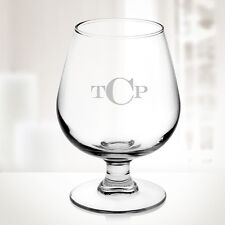 Personalized Brandy Glass Cup, 12oz