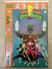 Mighty Morphin Power Rangers #1 Launch Party Variant BOOM! Studios NM 9.2-9.6