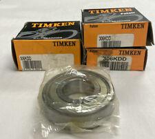 Timken 306kdd Ball Bearing Lot 3 Nos
