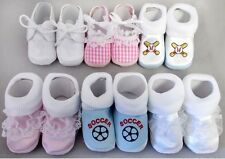 Baby Goods:   Boys & Girls  Shoes. Size: 0 - 6 Months 12 Pairs Lot ( 01402BS ^)