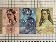 Tracie Peterson - Yukon Quest, Complete Set of 3 - Paperback