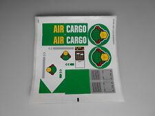 Lego® City Sticker/Aufkleber Air Cargo Flugzeug aus Set 60022 Neu