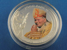 PALAU 1 Dollar  2011 POPE JOHN PAUL II nur 1500 Stück  (B70)