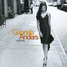 Gabriela Anders - Wanting [New CD] Manufactured On Demand