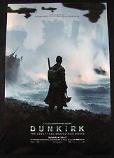 Dunkirk Original Theater Movie Poster One Sheet DS 27x40