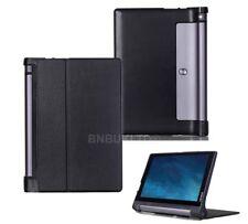 "Libro de Smart Premium Estuche De pie Cubierta Para Lenovo Yoga Tab 3 10.1"" pulgadas YT3-X50F"