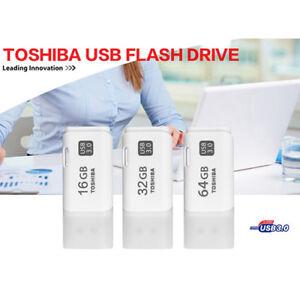 High Speed TOSHIBA U Disk U301 16GB USB 3.0 Drive Flash Memory Stick For PC Mac