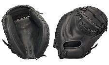 "Easton BLACKSTONE Baseball Series Adult 33.5"" Leather Catcher's Glove / Mitt"