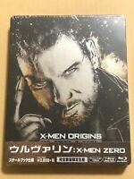 Wolverine X-MEN ZERO Origins Limited Edition Blu-ray Steelbook JAPAN 2