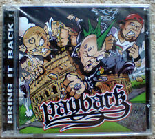 Payback-conduci it back CD 2008 # Madball Agnostic Front Sick of It All Cro Mags