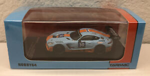 Tarmac Works 1:64 Gulf Mercedes AMG GT3 Paul Ricard 24H 2016 2nd Place