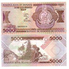 Vanuatu 5000 Vatu 2006    Pick 12  FDS UNC   rif  4048
