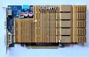 Gigabyte NVIDIA GeForce 8500 GT (GVNX85T256H) 256MB DDR2 SDRAM PCI Express...