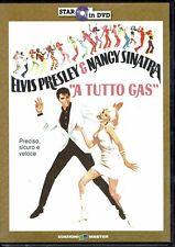 Elvis Presley : a tutto gas DVD collana Star in Dvd ed. Master