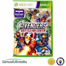 Marvel's Avengers: Battle For Earth (Xbox 360) **GREAT CONDITION**