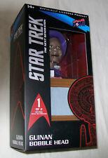 "STAR TREK The Next Generation GUINAN Vinyl Bobble-Head Figure 7"" (Approx.)"