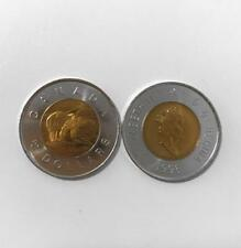 CANADA 1996 UNC $2 TWO DOLLAR TOONIE from Roll