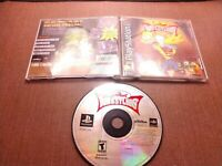 Sony PlayStation 1 PS1 PSOne CIB Complete Tested The Simpsons Wrestling Ships Fa