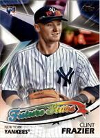 Clint Frazier 2018 Topps Series 2 FUTURE STARS Retail Insert #FS-6 Yankees RC