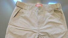 Simms Men's Superlight Shorts Size Large