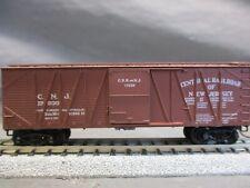 Kadee N Scale CNJ Wood Sided Boxcar #17239