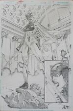 miss fury #7 James Herbert (5pages Set One Great Story)