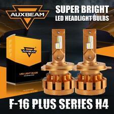 New listing Auxbeam Decoder H4 9003 Car Motorcycle Led Headlight Bulb Hi&Lo 70W 7000Lm 6000K