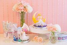 Sailor Moon Princess Serenity & Chibi-Usa & Helios FiguartsZero Chouette Figure
