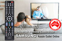 SAMSUNG Universal Smart TV Remote Control No Programming Needed - Aussie Outlet