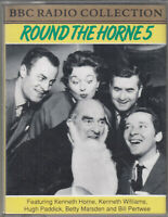 Round The Horne 5 2 Cassette BBC Audio Comedy Kenneth Williams Bill Pertwee