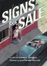 Book - HB Signs For Sale Michele Benoit Slawson Traveling Dad & Daughter NEON @!