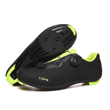 Outdoor Profession Men Road Cycling Shoes Bicycle Sneaker MTB Sport Racing Shoes