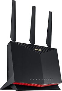 ASUS RT-AX86U ROUTER AX5700 w/ Warranty til  February 2023