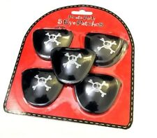 PIRATE PARTY 5 X PIRATE EYE PATCHES PARTY BAG FILLERS