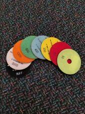 "4"" XtraCut 8-Piece Polishing Pad Set"