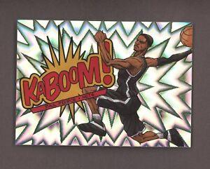 2013-14 Panini Innovation KABOOM! #20 Paul Pierce Brooklyn Nets
