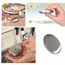Magic  Deodorizing Soap- Useful Kitchen Gadget Stainless Steel Tools HOT