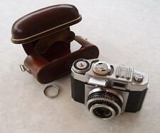 ZEISS IKON CONTINA Vintage 35mm Camera with Pantar 1:2.8 - 45mm Lens
