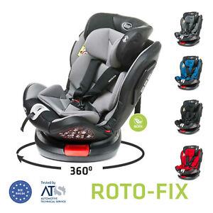 Kindersitz 360° Autokindersitz 0-36 kg 0-12 Jahre mit ISOFIX ECE R44