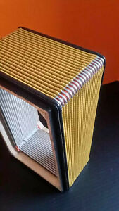 HOHNER BELLOWS DELUXE COLOR GOLD AND ORANGE FOR MODEL ERICA TWO ROW.