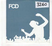 (GR564) Guardian FCD, 8 tracks various artists - 2004 CD