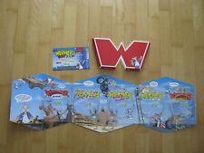 Werner Box Teil 1-4 Limited Edition Nr. 6228 plus Bonus DVD 110 min. 5 DVD-Box