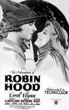 8x10 Print Errol Flynn Robin Hood #5502147
