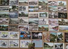 More details for isle of man job lot of 50x old postcards c1900-50s, mostly pre 1920s