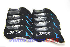 10 pcs Golf Set Head Cover Club for Mizuno/Mizuno JPX Iron HeadCovers Neoprene