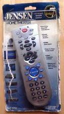 JENSEN SC-570 UNIVERSAL HOME THEATER REMOTE CONTROL, NEW in OPEN PACKAGE