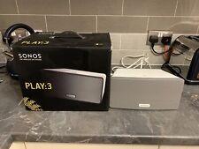 Sonos Play 3 Wireless Speaker - White