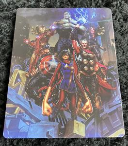 Marvel's Avengers - Steel Case - PS4 - Case Only