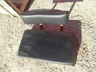 Allis Chalmers B tractor Orgnal AC deluxe seat assembly / cushion + back rest (K