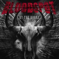 BLOODSPOT - BY THE HORNS   CD NEU
